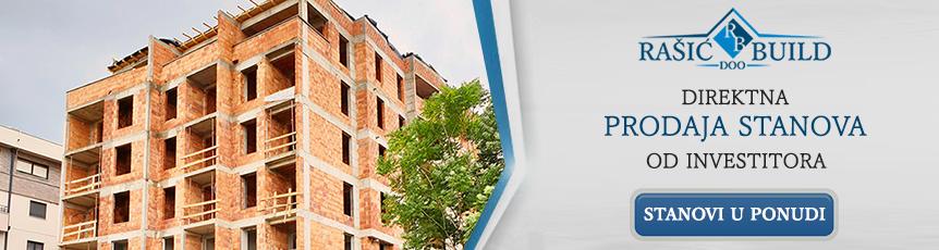 Prodaja stanova Beograd, prodaja stanova od investitora, novogradnja Beograd